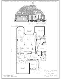 home designs the pencarrow floor plan home designs
