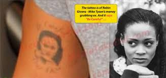 mto exclusive people are saying that drake has a tattoo of
