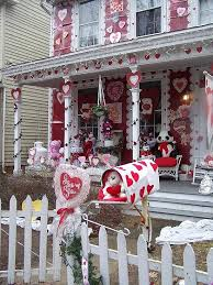 Valentine S Day Decorating Ideas For Home by Valentines Day Houses