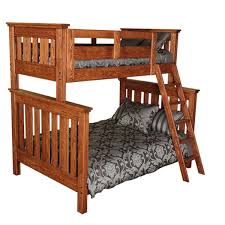 Twin Full Bunk Beds Bunk Beds For Kids Kids Furniture - Wood bunk beds canada