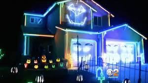 Halloween House Light Show by Halloween House Lights Synced Thriller Bootsforcheaper Com