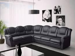 Modern Black Sofas Sofa Cozy Cheap Leather Sofas Leather Sofas Uk Bob S Furniture