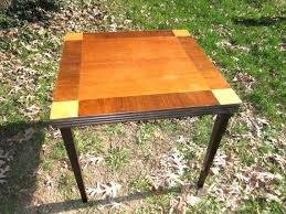Folding Wood Card Table Wood Card Table Antique Wooden Card Table Antique Wood Folding