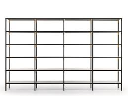 Open Shelving Unit by Uno Shelving Unit Uno Collection By Fantin