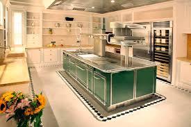 contemporary kitchen metal island gu3015 serie grand chef