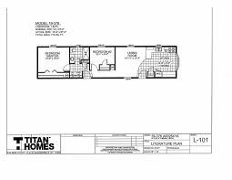 titan mobile homes floor plans home plan