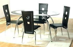 black glass dining room table glass top breakfast table set lesdonheures com