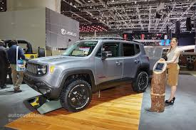 gray jeep renegade 2015 jeep renegade gets the hard steel treatment in time for