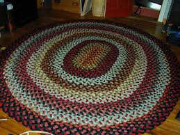 braided rug a 40 year heirloom s braided rug