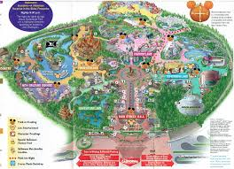 Disney World Map Magic Kingdom by Why Every Walt Disney World Veteran Should Visit Disneyland