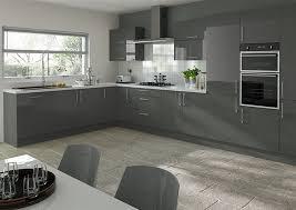 fitted kitchen ideas kitchen wko graphite grey fitted kitchen grey kitchen