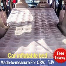 dhl free shipping large space suv car air bed inflatable mattress