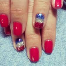 makeup hair nails by katie basingstoke nail 46 best 4th july nails images on pinterest 4th of july nails july