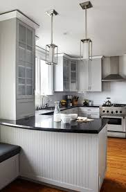 grey kitchen cabinets and black countertops the psychology of why gray kitchen cabinets are so popular
