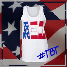 american flag letters abd tbt adam block design