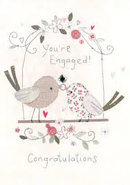 congratulations engagement card unique engagement cards special designs funky pigeon