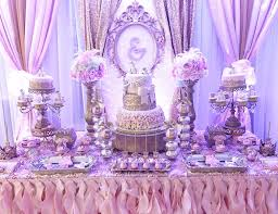 purple party ideas for a baby shower catch my party