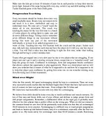 football practice plans youth coaching plays and drills