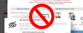 Blockers Ad Adblock Blockers Ineffective Blocking Rises 30