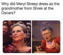 Meme Grandmother - dopl3r com memes why did meryl streep dress as the grandmother