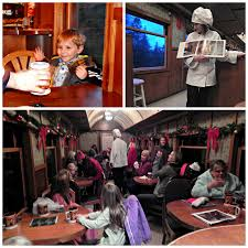 we believe our polar express train ride melissa kaylene