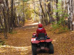 can you ride a motocross bike on the road vermont off road vehicle and atv adventures