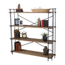 Industrial Looking Bookshelves by Industrial Bookcases Houzz