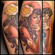 adam sky tattoos san francisco violet tattoo by adam tattoos