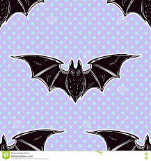 halloween background bats seamless cute background with bats stock vector image 78150489