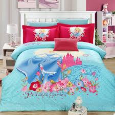 Princess Duvet Cover Disney Frozen Bedding Set 100 Cotton Buy Disney Frozen Bedding