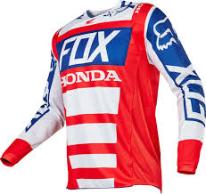 motocross gear fox 2017 fox racing 180 honda jersey mx motocross off road atv dirt