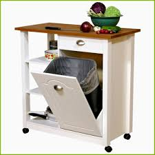 kitchen cabinet garbage can kitchen cabinet trash can holder awesome tips customize your