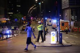 borough market stabbing london bridge terror attack witnesses tell of horror as van veers