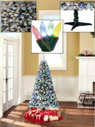 30 best 6ft christmas tree green festive pine tree folding metal