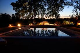 annmarie garden in lights country gardens ann marie powell gardens