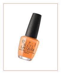 opi nail lacquer in no tan lines 10 21 spring nail polish