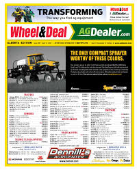 wheel u0026amp deal alberta april 9 2012 by farm business