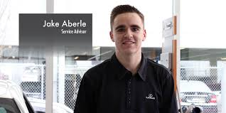 lexus calgary service department employee spotlight jake aberle service advisor