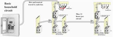 basic home wiring diagrams pdf in electrical circuit magnificent