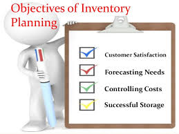 of inventory inventory planning