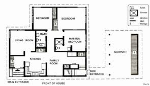 Side Hall Colonial House Plans New Luxury Home Two Bedroom House