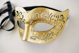 gold masquerade mask gold masquerade mask