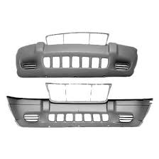 2000 jeep bumpers 2000 jeep grand replacement bumpers components carid com
