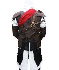 edward kenway costume edward kenway assassin s creed 4 leather costume coat authentic