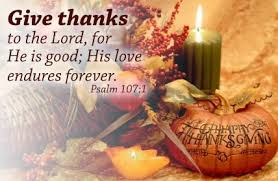 happy thanksgiving faithfully following ministries