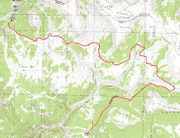 Creede Colorado Map by Visit Wheeler Geological Area In Southern Colorado Ocn Co