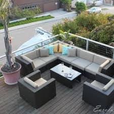 Wicker Patio Furniture San Diego by Eurolux Patio 76 Photos U0026 18 Reviews Outdoor Furniture Stores