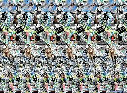 3d Pictured 298 Best Magic Eye 3d Images On Pinterest Eye Art Eye Illusions
