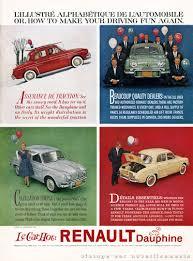 vintage renault cars 1959 renault dauphine u201cmen in motor science predict u2026 u201d vintage