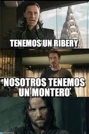 Aragorn Meme - tenemos un ribery loki ironman aragorn meme on memegen